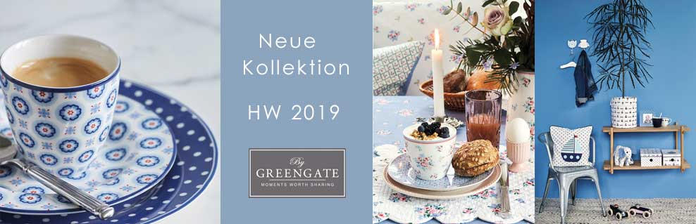 Greengate neue Kollektion HW 2019