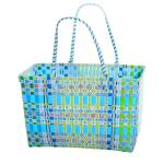 Markttasche Theresa türkis medium