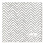 Stoffserviette Ziggy warm grey