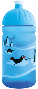 Trinkflasche Pinguin