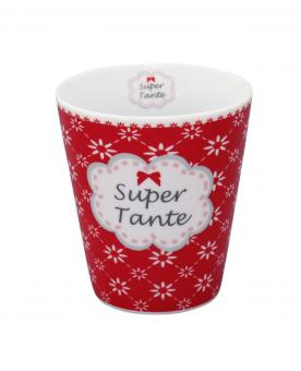 Becher Super Tante