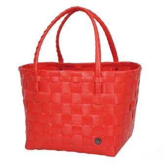 Shopper Paris coral red