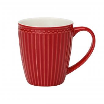 Tasse Alice red