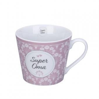 Happy Cup Becher Super Oma