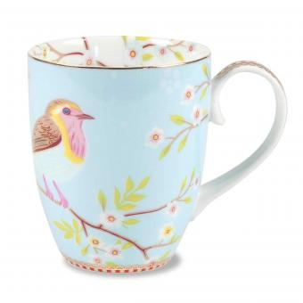 Pip Studio Tasse Early Bird blau