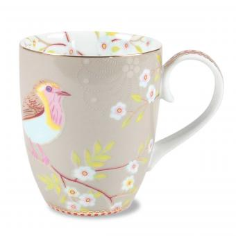 Pip Studio Tasse Early Bird khaki
