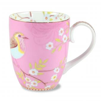 Pip Studio Tasse Early Bird pink