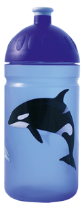 Trinkflasche Orca