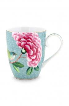 Pip Studio Tasse Blushing Birds blue