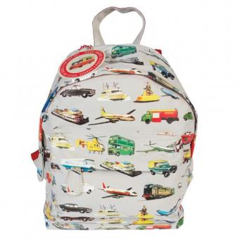Kinder Rucksack Vintage Transport