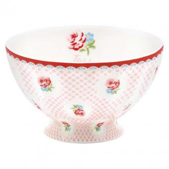 Schale French Bowl Tammie pale pink M