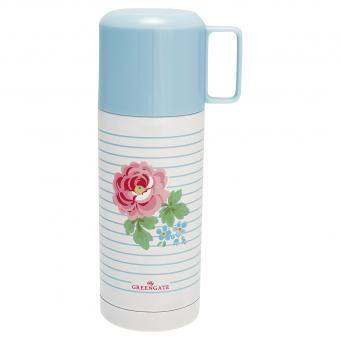 Greengate Thermosflasche Lily white 350ml